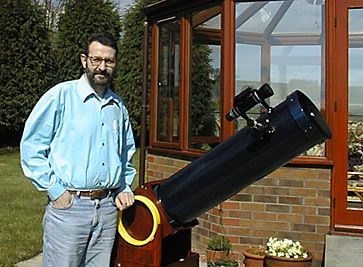 how to build a reflecting telescope
